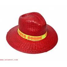 Sombrero Indiana Rojo