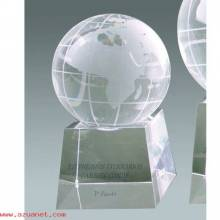 Cristal Bola Mundo 19 Cms Z-057