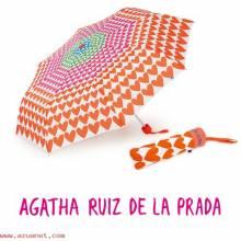 Paraguas Telsy De Agatha Ruiz De La Prada