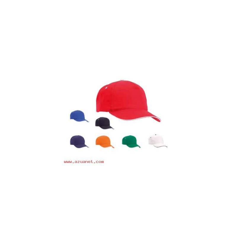 Gorra Sandwich Five - Gorras y Sombreros con Marcación y su Logotipo e332abcda53