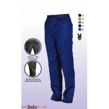 Pantalón Multibolsillos Laboral Daily