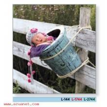 Calendario Bolsillo Bebé - Cubo