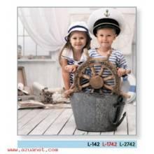 Calendario Bolsillo Niños - Marineros