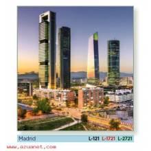 Calendario Bolsillo Madrid