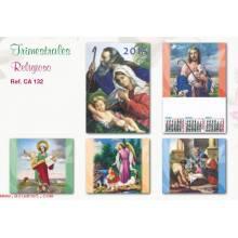 Calendario Trimestral Religioso Se132 2015