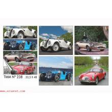 Calendario Trimestral Coches 2016 Nº238