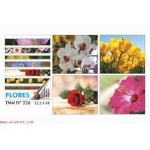 Calendario Trimestral Flores 2016 Nº236