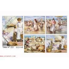 Calendario Trimestral Pintura Realista 2016 Nº231