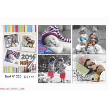 Calendario Trimestral Niños 2016 Nº230