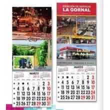 Calendario Postal Mensual