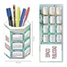 Calendario Cubilete PB-CU 30
