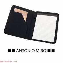 Carpeta Tailpus. Antonio Miro