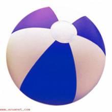 Balón Playa Blanco-azul C-023