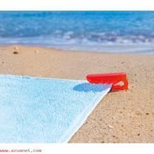 Pinza Toalla Playa Waky K4426