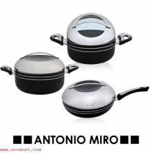 Batería Cocina Casipel Antonio Miro